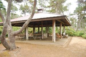 Pacific City Camping Resort Cabin 5, Комплексы для отдыха с коттеджами/бунгало  Cloverdale - big - 18