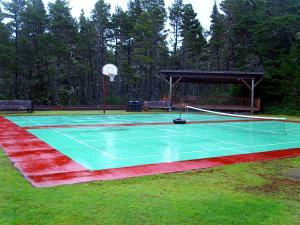 Pacific City Camping Resort Cabin 5, Комплексы для отдыха с коттеджами/бунгало  Cloverdale - big - 17