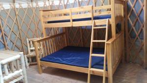 Pacific City Camping Resort Yurt 11, Dovolenkové parky  Cloverdale - big - 5
