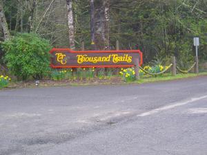 Pacific City Camping Resort Yurt 11, Dovolenkové parky  Cloverdale - big - 6