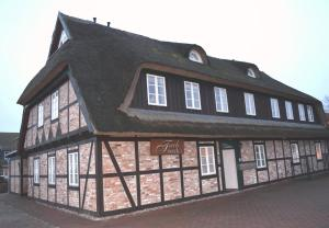 My-Bed Ferienwohnung Fachwerk, Apartmány  Börgerende-Rethwisch - big - 1
