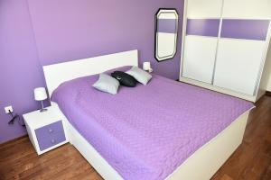 Purple Apartment, Ferienwohnungen  Novi Sad - big - 15