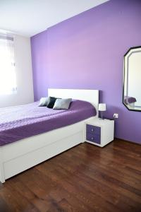 Purple Apartment, Ferienwohnungen  Novi Sad - big - 8