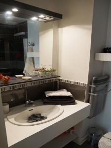 Appartement Duplex Rue du Soleil, Ferienwohnungen  Bordeaux - big - 50