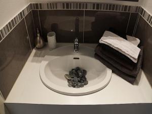 Appartement Duplex Rue du Soleil, Ferienwohnungen  Bordeaux - big - 40