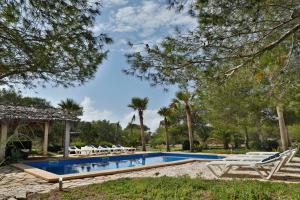 Villa Leonor, Виллы  Эс-Кало - big - 33