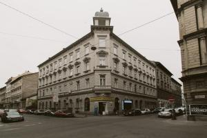 Rooftop Downtown flat, Apartmanok  Budapest - big - 8