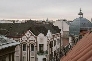 Rooftop Downtown flat, Apartmanok  Budapest - big - 15