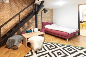 Flat at Dohany, Apartments  Budapest - big - 1