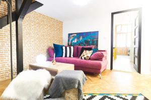 Flat at Dohany, Apartments  Budapest - big - 4