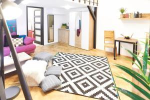 Flat at Dohany, Apartments  Budapest - big - 7