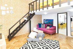 Flat at Dohany, Apartments  Budapest - big - 21