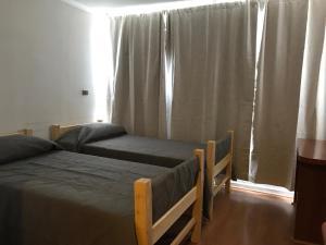 Tucapel Jimenez, Apartments  Santiago - big - 6