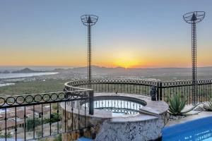 Cabo Paradise Ranch Estate, Dovolenkové domy  Cabo San Lucas - big - 51