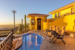 Cabo Paradise Ranch Estate, Dovolenkové domy  Cabo San Lucas - big - 59