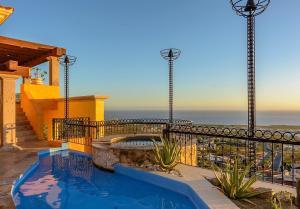 Cabo Paradise Ranch Estate, Dovolenkové domy  Cabo San Lucas - big - 110