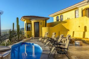 Cabo Paradise Ranch Estate, Dovolenkové domy  Cabo San Lucas - big - 112