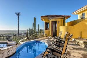 Cabo Paradise Ranch Estate, Dovolenkové domy  Cabo San Lucas - big - 118