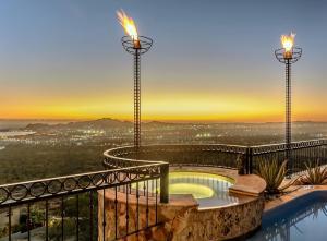 Cabo Paradise Ranch Estate, Dovolenkové domy  Cabo San Lucas - big - 155
