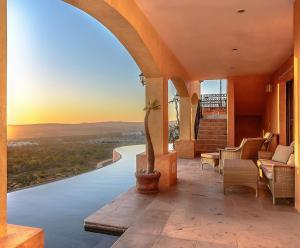 Cabo Paradise Ranch Estate, Dovolenkové domy  Cabo San Lucas - big - 161