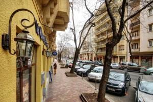 Danube Apartment Pozsonyi Street, Apartmanok  Budapest - big - 9