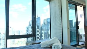 Southbank Skyhigh, Apartmanok  Melbourne - big - 44