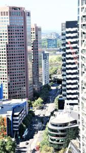 Southbank Skyhigh, Apartmanok  Melbourne - big - 46