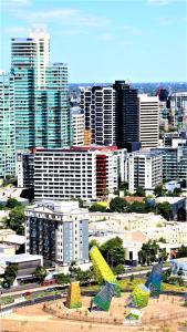 Southbank Skyhigh, Apartmanok  Melbourne - big - 48