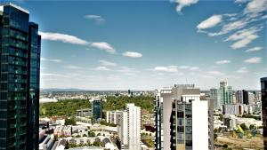 Southbank Skyhigh, Apartmanok  Melbourne - big - 51