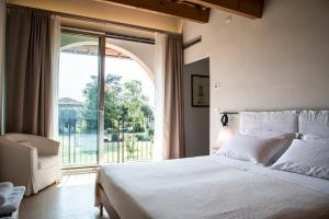 Agriturismo Corte Ruffoni, Farm stays  Zevio - big - 41