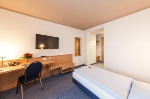 Novum Hotel Seegraben Cottbus, Отели  Котбус - big - 5