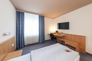 Novum Hotel Seegraben Cottbus, Отели  Котбус - big - 10