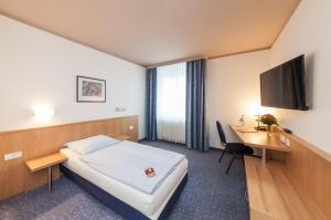 Novum Hotel Seegraben Cottbus, Отели  Котбус - big - 9