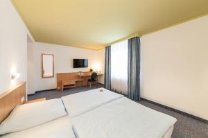 Novum Hotel Seegraben Cottbus, Отели  Котбус - big - 7