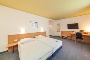 Novum Hotel Seegraben Cottbus, Отели  Котбус - big - 6