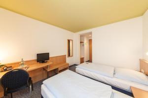Novum Hotel Seegraben Cottbus, Отели  Котбус - big - 24