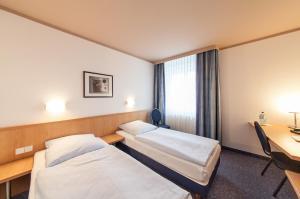 Novum Hotel Seegraben Cottbus, Отели  Котбус - big - 14