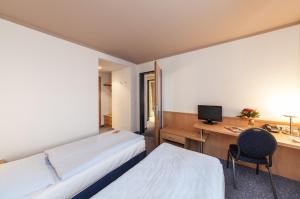 Novum Hotel Seegraben Cottbus, Отели  Котбус - big - 17