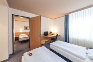 Novum Hotel Seegraben Cottbus, Отели  Котбус - big - 13