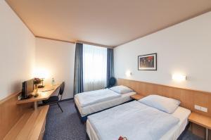 Novum Hotel Seegraben Cottbus, Отели  Котбус - big - 12
