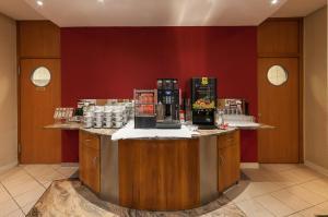 Novum Hotel Seegraben Cottbus, Отели  Котбус - big - 39