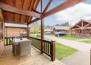 Exmoor Gate Lodges