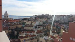 Lisbon Balcony Penthouse 15th Floor