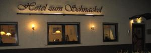Hotel zum Schnackel