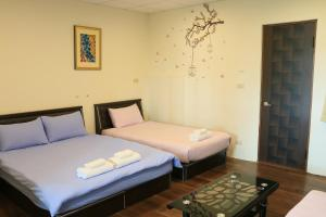 Harmony Guest House, Проживание в семье  Budai - big - 129