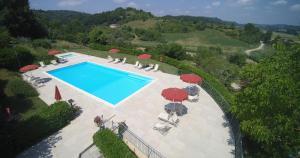 Azienda Agricola Buon Riposo, Vidiecke domy  San Giovanni a Corazzano  - big - 36
