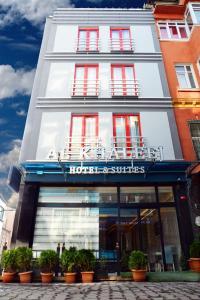 Al Khaleej, Apartmanhotelek  Isztambul - big - 1