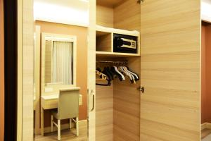 Al Khaleej, Apartmanhotelek  Isztambul - big - 11