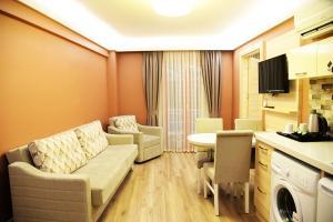 Al Khaleej, Apartmanhotelek  Isztambul - big - 10