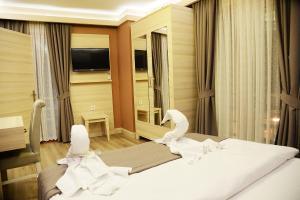 Al Khaleej, Apartmanhotelek  Isztambul - big - 8